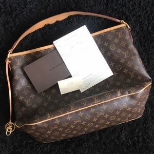Louis Vuitton Delightful Monogram Canvas MM